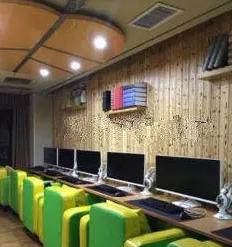 潍城网咖停业低转32寸全新I7高端1060独显电脑